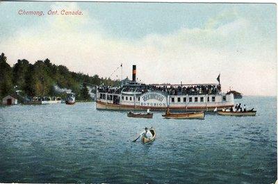 """""""Esturion""""; Chemong, Ont. Canada"""