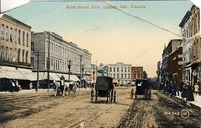 Kent Street West looking East