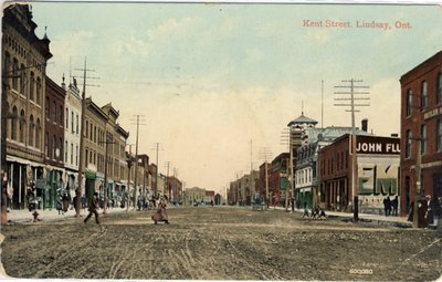 Kent Street, Lindsay, Ont.