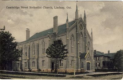 Cambridge Street Methodist Church, Lindsay, Ont.