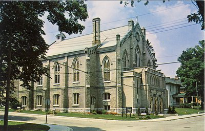Cambridge Street United Church