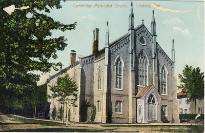 Cambridge Methodist Church