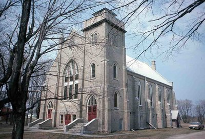 King Street East, Woodville, Presbyterian Church