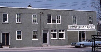 Furniture factory, King Street, Woodville