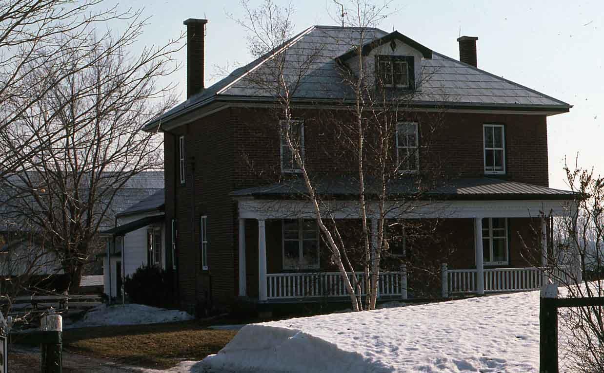 7th Concession, Mariposa, private dwelling