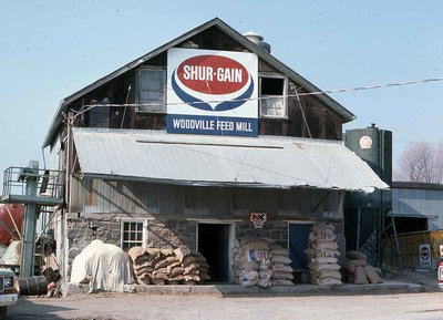 Feed Mill, King Street West, Woodville