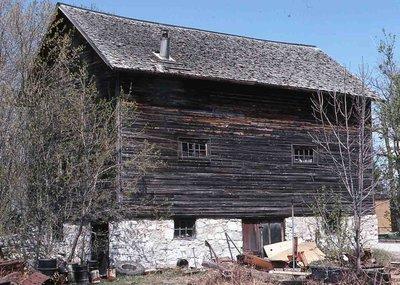 Barn, Coboconk