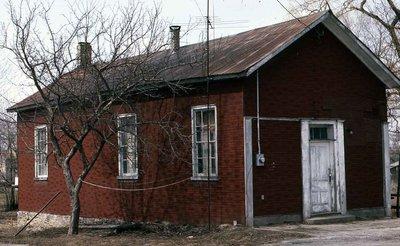 Orange Hall, George Street, Omemee