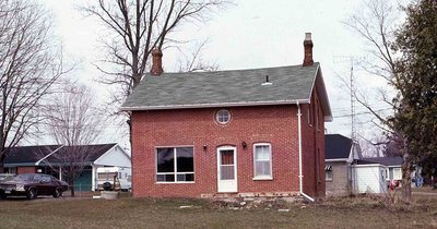 Colborne Street, Omemee, private dwelling