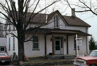 'Kathydale House', King Street East, Omemee