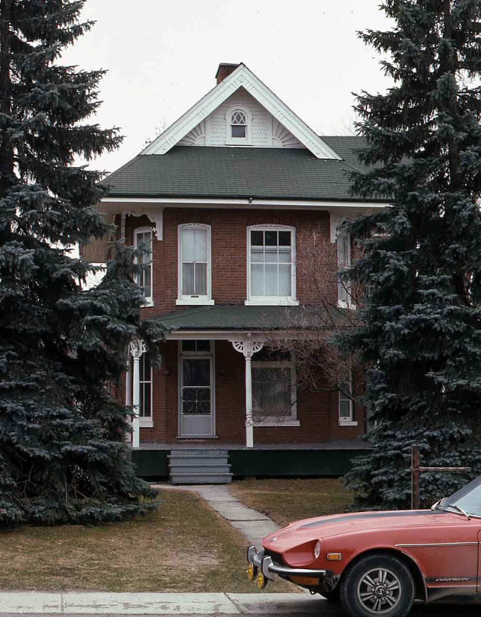 King Street East, Omemee, private dwelling