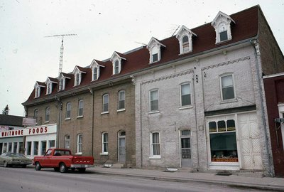 North Block, King Street, Omemee