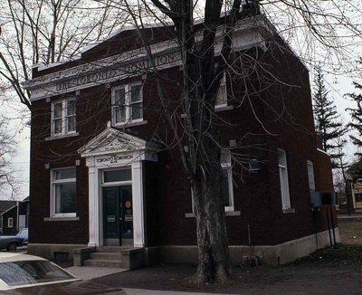 Toronto Dominion Bank, King Street, Omemee