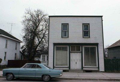 Storefront, King Street, Omemee