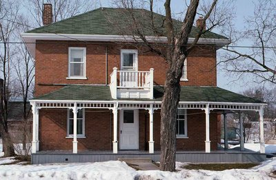 Queen Street, Bobcaygeon, private dwelling