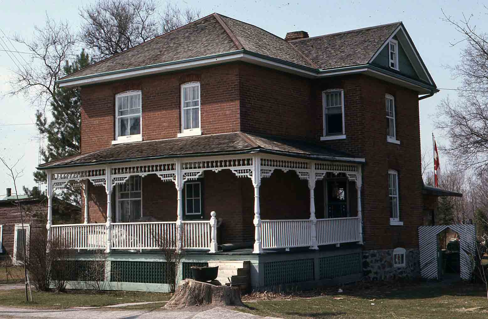 King Street West, Omemee, private dwelling