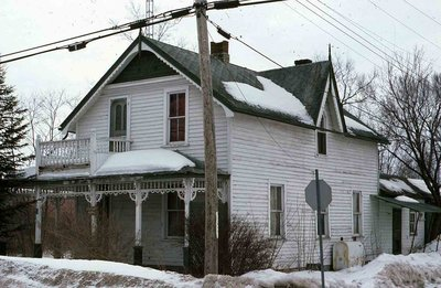 King Street East, Bobcaygeon, private dwelling