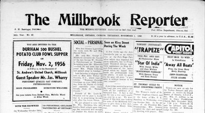 Millbrook Reporter