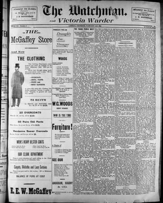 Watchman (1888), 23 Feb 1899