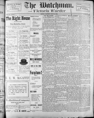 Watchman (1888), 2 Mar 1899