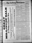 Watchman (1888), 23 May 1889