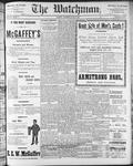Watchman (1888), 9 Jun 1898