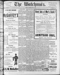 Watchman16 Jun 1898