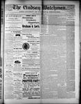Watchman9 Aug 1888