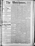 Watchman (1888), 27 Aug 1896