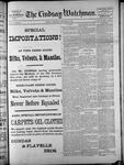 Watchman (1888), 26 Sep 1889