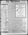Watchman15 Sep 1898