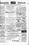 Woodville Advocate (1878), 12 Aug 1887