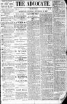 Woodville Advocate (1878), 19 Sep 1878