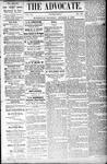 Woodville Advocate (1878), 9 Oct 1879