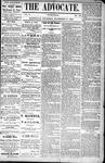 Woodville Advocate (1878), 14 Nov 1878
