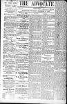 Woodville Advocate (1878), 12 Dec 1878