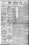 Woodville Advocate (1878), 11 Dec 1879