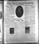 Watchman Warder (1899), 9 Dec 1909