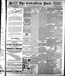 Canadian Post (Lindsay, ONT)8 Jan 1892