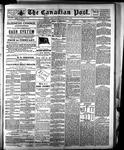 Canadian Post (Lindsay, ONT)6 Feb 1891