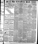 Canadian Post (Lindsay, ONT)19 Feb 1892