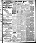 Canadian Post (Lindsay, ONT), 26 Feb 1892