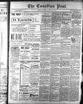 Canadian Post (Lindsay, ONT)7 Feb 1896