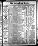 Canadian Post (Lindsay, ONT), 13 Mar 1891