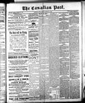 Canadian Post (Lindsay, ONT), 20 Mar 1891