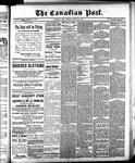 Canadian Post (Lindsay, ONT), 27 Mar 1891