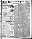 Canadian Post (Lindsay, ONT), 4 Mar 1892