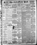 Canadian Post (Lindsay, ONT), 18 Mar 1892