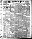 Canadian Post (Lindsay, ONT), 25 Mar 1892