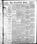 Canadian Post (Lindsay, ONT), 9 Mar 1894